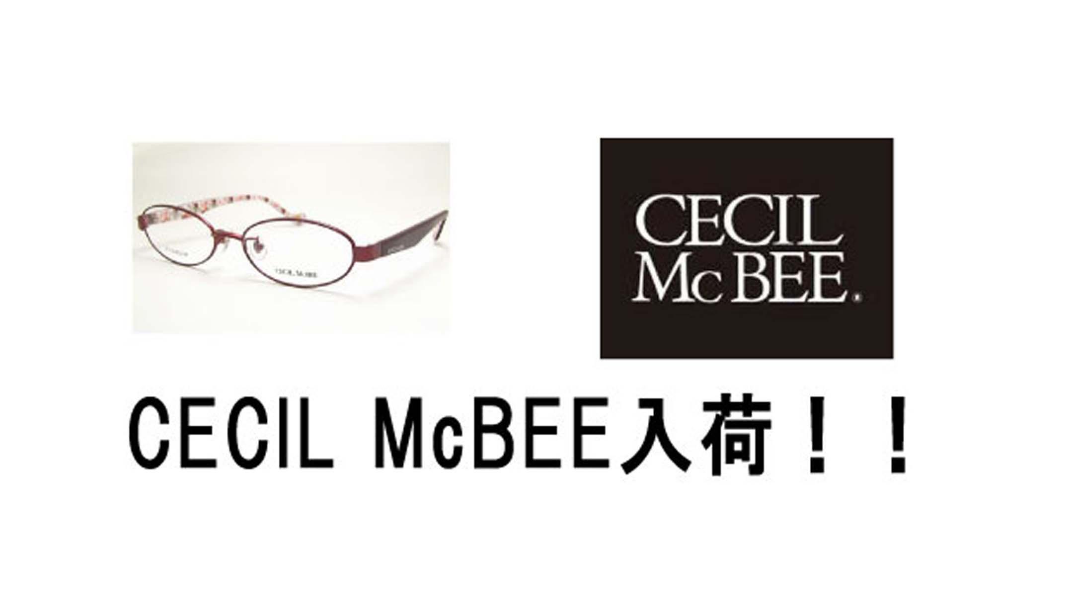 セシルマクビー(CECIL McBEE)入荷!フローラ88店
